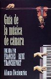Portada de GUIA DE LA MUSICA DE CAMARA