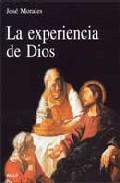 Portada de LA EXPERIENCIA DE DIOS