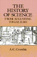 Portada de THE HISTORY OF SCIENCE FROM AUGUSTINE TO GALILEO