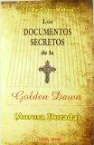 Portada de LOS DOCUMENTOS SECRETOS DE LA GOLDEN DAWN