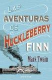 Portada de LAS AVENTURAS DE HUCKLEBERRY FINN