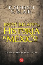 Portada de BREVE RELATO DE LA HISTORIA DE MÉXICO (EBOOK)