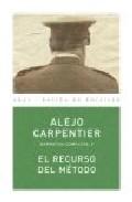 Portada de O.C. CARPENTIER 05 RECURSO DEL METODO
