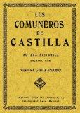 Portada de LOS COMUNEROS DE CASTILLA