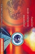 Portada de AGENDA SINCRONARIO DE 13 LUNAS: COSMOLOGIA DEL TIEMPO MAYA 2008-2009