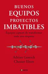 Portada de BUENOS EQUIPOS, EMPRESAS IMBATIBLES (EBOOK)