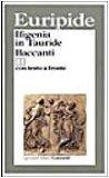 Portada de IFIGENIA IN TAURIDE-BACCANTI. TESTO ORIGINALE A FRONTE (I GRANDI LIBRI)