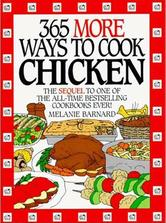 Portada de 365 MORE WAYS TO COOK CHICKEN