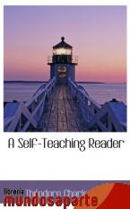 Portada de A SELF-TEACHING READER
