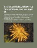 Portada de THE CAMPAIGN AND BATTLE OF CHICKAMAUGA;