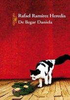 Portada de DE LLEGAR DANIELA (EBOOK)