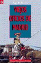 Portada de VIEJOS OFICIOS DE MADRID