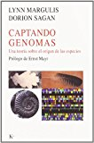 Portada de CAPTANDO GENOMAS: UNA TEORIA SOBRE EL ORIGEN DE LAS ESPECIES