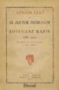 Portada de EPISTOLARIO DE EL DOCTOR THEBUSSEM Y RODRIGUEZ MARIN