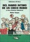 Portada de DEL DIARIO INTIMO DE UN CHICO RUBIO Y OTRAS HISTORIAS FUTBOLERAS