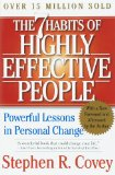 Portada de 7 HABITS OF HIGHLY EFFECTIVE PEOPLE 15TH ANNIVERSARY EDITION