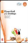 Portada de EL JUEGO INFANTIL Y SU METODOLOGIA