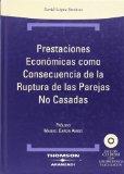 Portada de PRESTACIONES ECONOMICAS COMO CONSECUENCIA DE RUPTURA DE PAREJAS