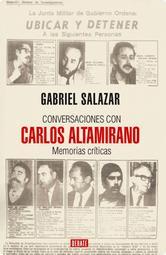 Portada de CONVERSACIONES CON CARLOS ALTAMIRANO - EBOOK