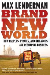 Portada de BRAND NEW WORLD