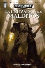Portada de WARHAMMER 40.000: LA CRUZADA DE LOS MALDITOS