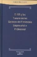 Portada de IVA Y TRANSIMISIONES GLOBALES DEL PATRIMONIO EMPRESA