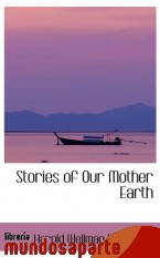 Portada de STORIES OF OUR MOTHER EARTH