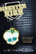 Portada de MONSTRUOS DE LO MÁS NORMALES