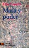 Portada de MASA Y PODER