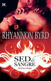 Portada de SED DE SANGRE (EBOOK)