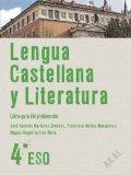 Portada de LENGUA CASTELLANA Y LITERATURA 4º ESO. LIBRO DEL PROFESOR