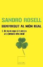 Portada de BENVINGUT AL MÓN REAL (EBOOK)