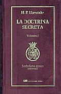 Portada de LA DOCTRINA SECRETA, V. 2: SIMBOLISMO ARCAICO UNIVERSAL