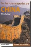 Portada de POR LAS RUTAS SAGRADAS DE CHINA