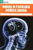 Portada de MANUAL DE PSICOLOGIA JURIDICA LABORAL