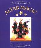 Portada de A LITTLE BOOK OF ALTAR MAGIC (LITTLE BOOKS (CROSSING PRESS))