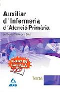 Portada de AUXILIARS D INFERMERIA D ATENCIO DE L INSTITUT CATALA DE LA SALUT. TEMARI