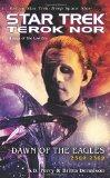 Portada de DAWN OF THE EAGLES: STAR TREK: TEROK NOR (STAR TREK: DEEP SPACE NINE)