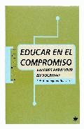Portada de EDUCAR EN EL COMPROMISO: VALORES PARA VIVIR EN SOCIEDAD