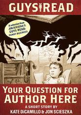 Portada de GUYS READ: YOUR QUESTION FOR AUTHOR HERE