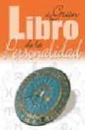Portada de EL GRAN LIBRO DE LA PERSONALIDAD