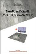 Portada de OPENGL EN FICHAS II: ASPECTOS AVANZADOS