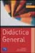 Portada de DIDACTICA GENERAL