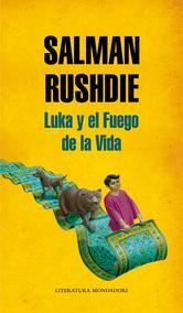 Portada de LUKA Y EL FUEGO DE LA VIDA (EBOOK)