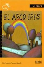 Portada de EL ARCO IRIS: LETRA MANUSCRITA