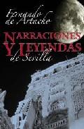 Portada de NARRACIONES Y LEYENDAS DE SEVILLA
