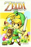 Portada de THE LEGEND OF ZELDA (VOL.5):THE MINISH CAP