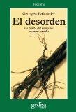 Portada de EL DESORDEN: LA TEORIA DEL CAOS Y LAS CIENCIAS SOCIALES
