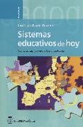 Portada de SISTEMAS EDUCATIVOS DE HOY