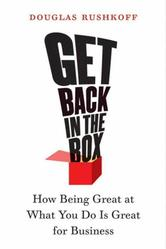 Portada de GET BACK IN THE BOX